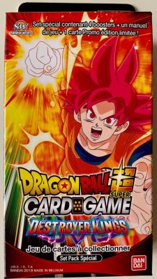 DRAGON BALL SUPER CARD GAME - SPECIAL PACK SERIE 6 - Destroyer Kings