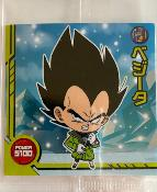 DRAGON BALL - CHOU SENSHI WAFERS SERIE 10 - W10-02 N
