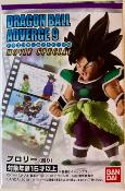 DRAGON BALL SUPER BROLY - Figurine BROLY IKARI - ADVERGE 9 - MOVIE SPECIAL
