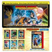 DRAGON BALL SUPER BROLY - CARDDASS PREMIUM - COMPLETE BOX