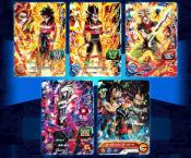 SUPER DRAGON BALL HEROE WORLD - 5 CARTES BONUS SDBH INCLUS - NINTENDO SWITCH JAP - NEUF
