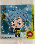 DRAGON BALL - CHOU SENSHI WAFERS SERIE 10 - W10-03 N