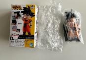 DRAGON BALL - MINI FIGURINE GOKU - ICHIBAN KUJI HISTORY OF RIVALS