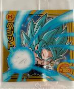 DRAGON BALL - CHOU SENSHI WAFERS SERIE 10 - W10-19 SR