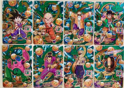 DRAGON BALL HEROES - HJ1 - FULL SET CP