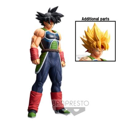 DRAGON BALL Z - FIGURINE BARDOCK -  GRANDISTA NERO