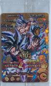 SUPER DRAGON BALL HEROES - AVATAR - 10th ANNIVERSARY HERO - SOUS BLISTER