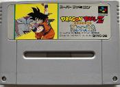 DRAGON BALL Z - SUPER SAIYAN DENSETSU - SUPER FAMICOM - LOOSE