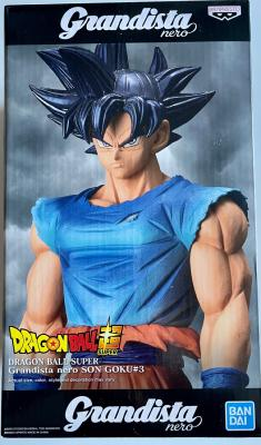 DRAGON BALL Z - GOKU UI - FIGURINE GRANDISTA NERO