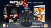 DRAGON BALL XENOVERSE EDITION COLLECTOR PS3 -  TRUNK'S TRAVEL EDITION