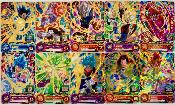 SUPER DRAGON BALL HEROES - FULL SET PUMS6 Version GOLD - 30/30