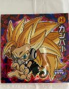 DRAGON BALL - CHOU SENSHI WAFERS SERIE 10 - W10-22 GR