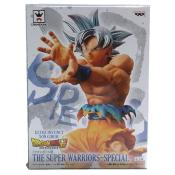 DRAGON BALL SUPER - Figurine GOKU Ultra Instinct - The Super Warriors Special