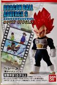 DRAGON BALL SUPER BROLY - Figurine VEGETA GOD - ADVERGE 9 - MOVIE SPECIAL
