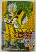 DRAGON BALL Z - SUPER BUTODEN - MINI JUMBO PRISM - SUPER FAMICOM