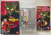 DRAGON BALL Z - SUPER GOKUDEN - Totsugeki Hen - SUPER FAMICOM - COMPLET