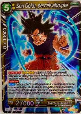 DRAGON BALL SUPER CARD GAME - BT4-076 R