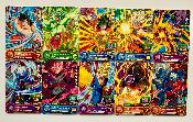 SUPER DRAGON BALL HEROES - FULL SET PUMS3 Version NO GOLD - 30/30